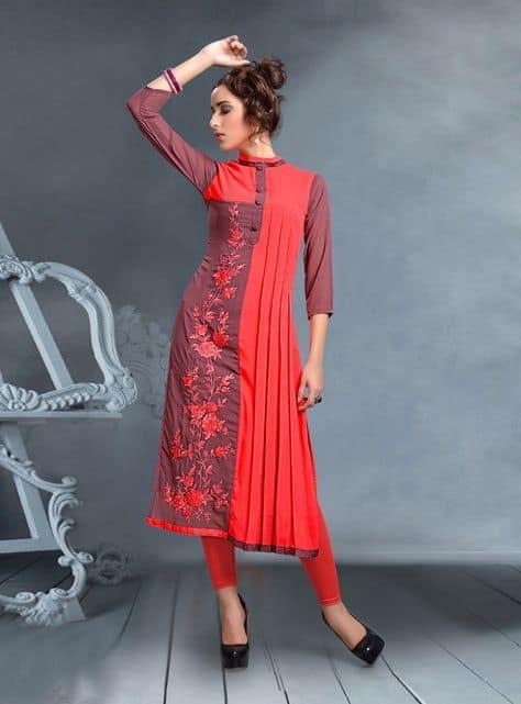 New Stylish And Trendy Kurti Neck Designs Simple Craft Ideas