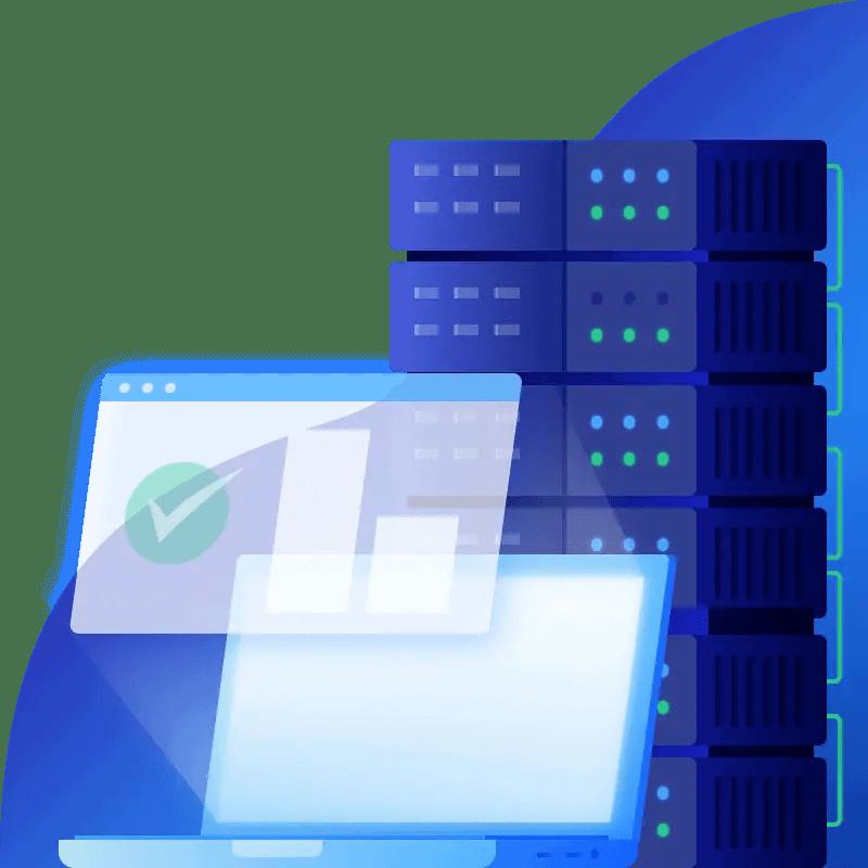 1X Hosting Illustration 01 - Den absolutte begynderguide til investering i kryptovaluta