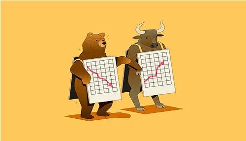 bullbear 500x286 1 - Bear Market vs. Bull Market