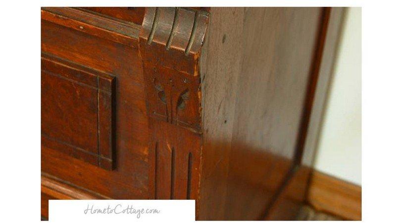 HometoCottage.com eastlake carving
