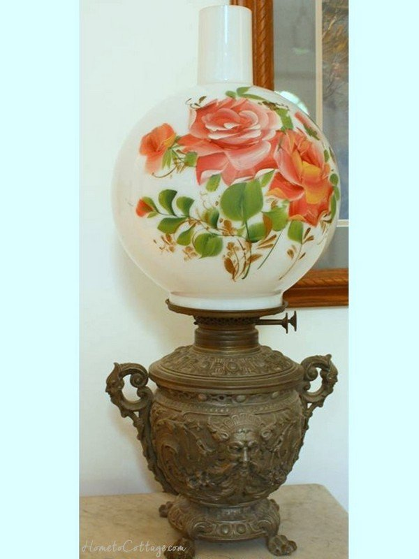 HometoCottage.com victorian lamp needs name