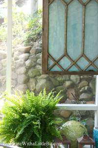 HometoCottage.com interior window on porch