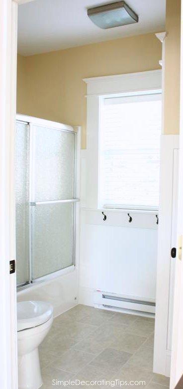 simpledecoratingtips.com little brick cottage bathroom before and after