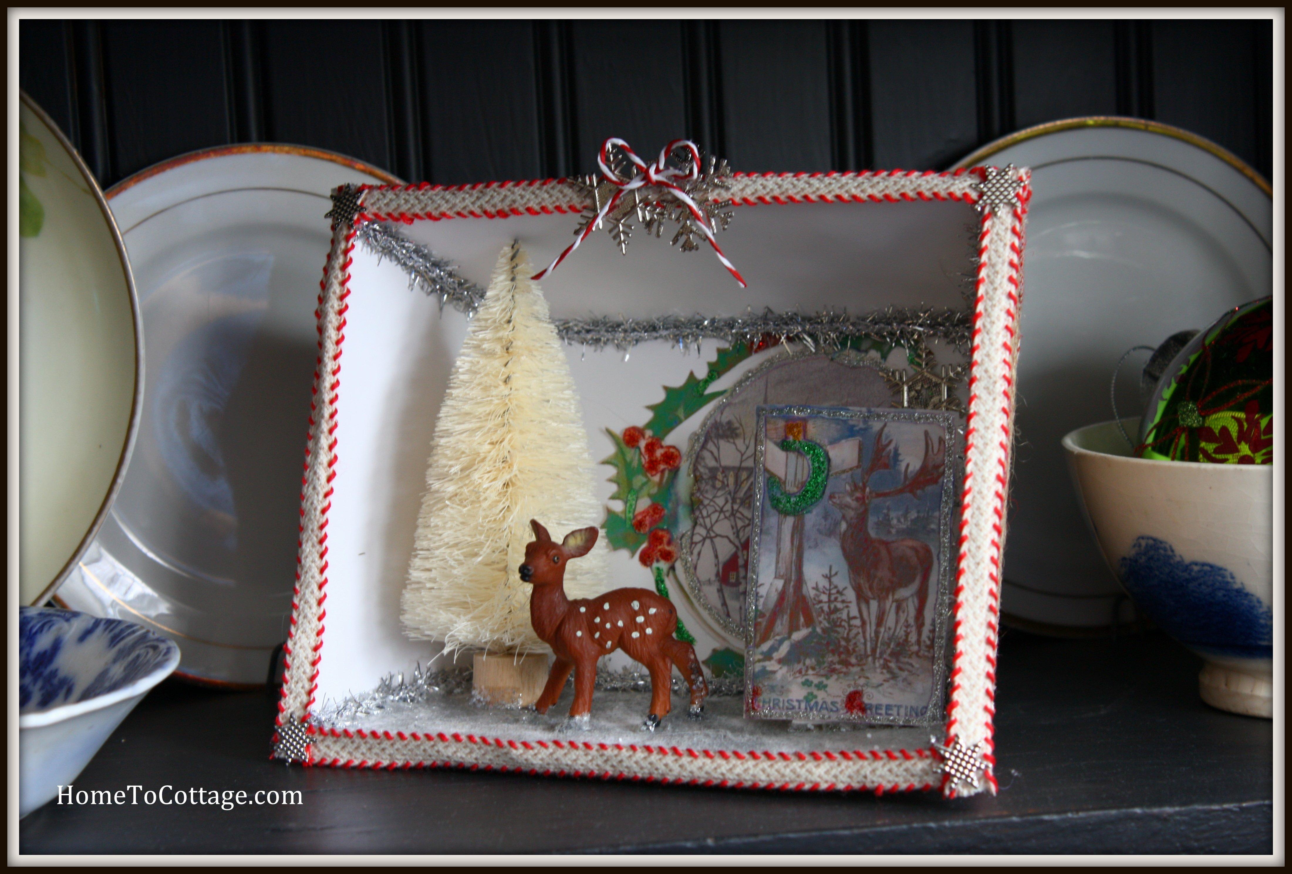 1 HomeToCottage.com diorama