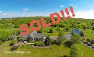 We sold our last house!