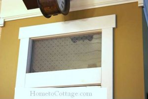 HometoCottage.com transom glass