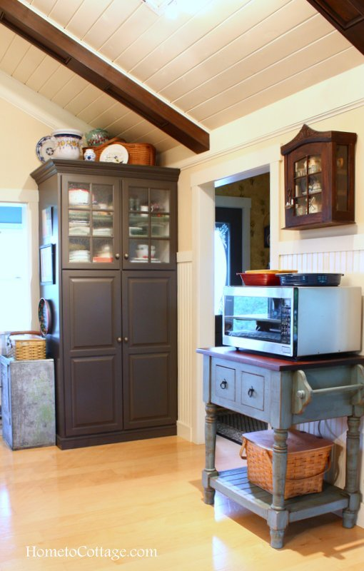 HometoCottage.com after final phase of kitchen transformation