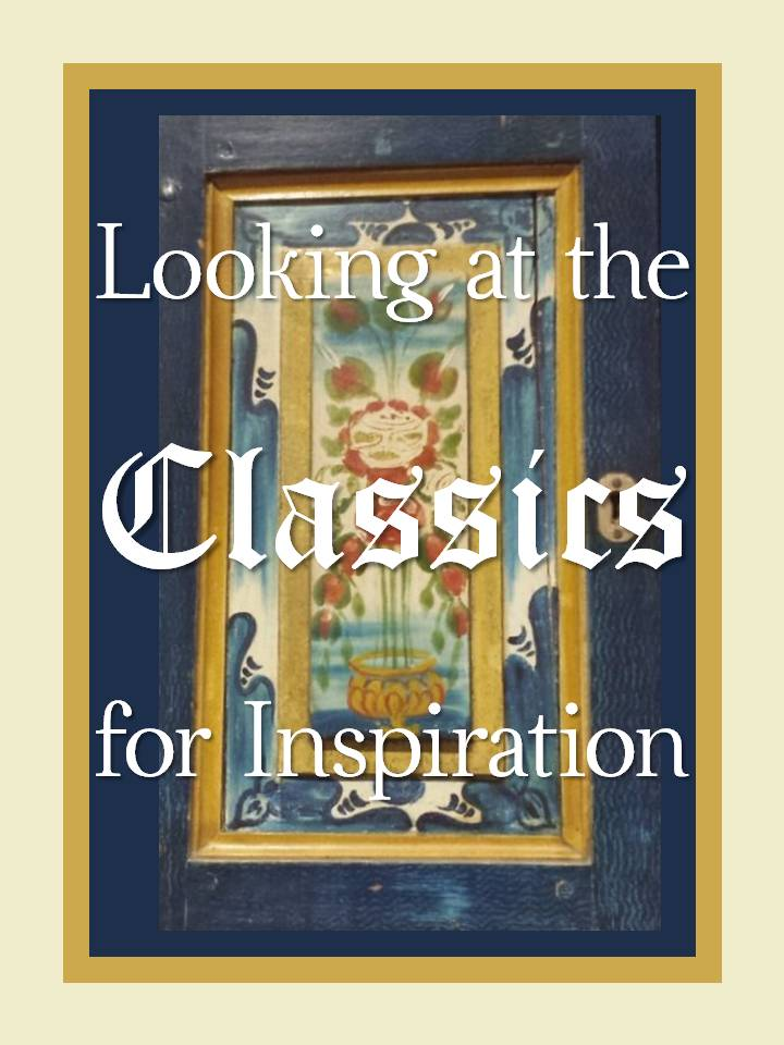 HometoCottage.com looking at the classics for inspiration