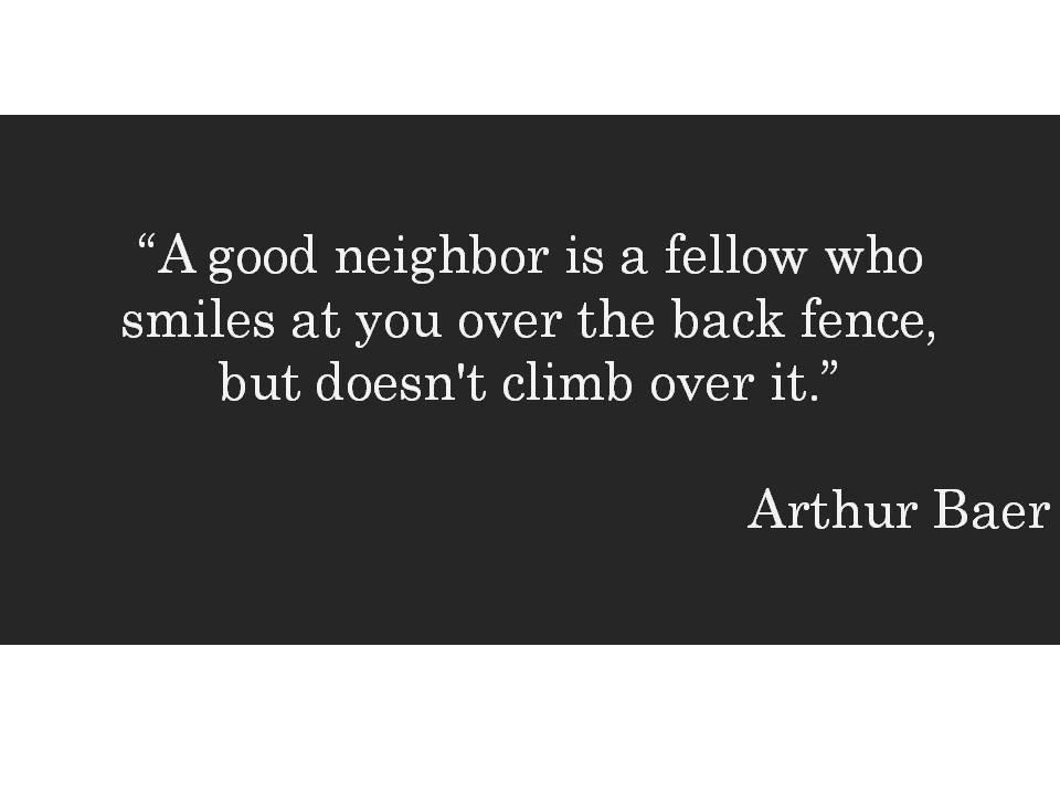 HometoCottage.com Arthur Baer quote
