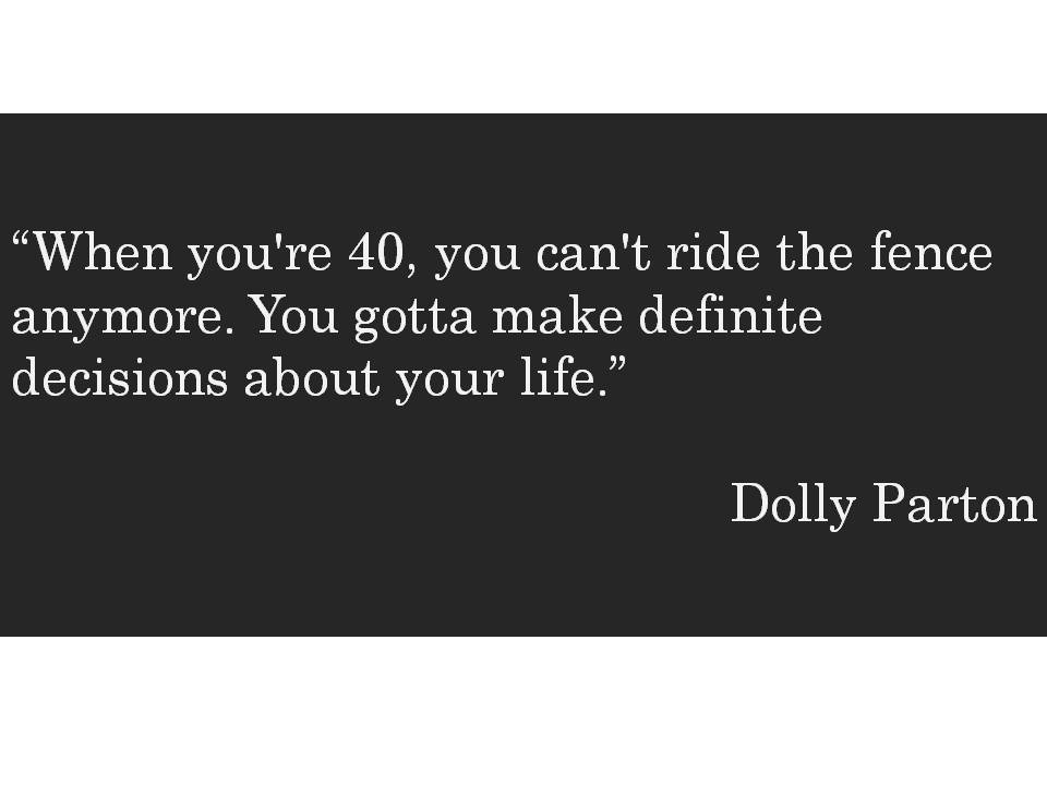 HometoCottage.com Dolly Parton quote