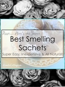 HometoCottage.com best smelling sachets