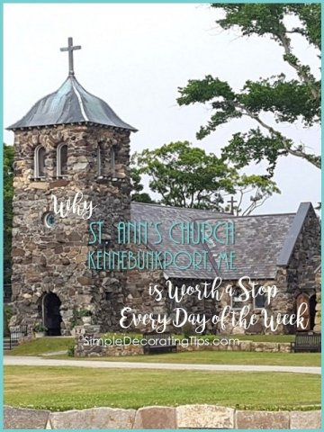 SimpleDecoratingTips.com Why St. Ann's church is worth a stop every day of the week