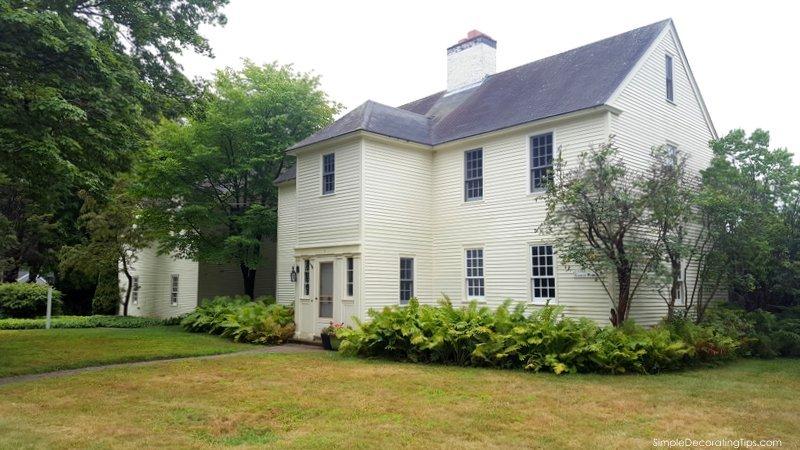 SimpleDecoratingTips.com Coastal Maine Houses & Cottages 2017