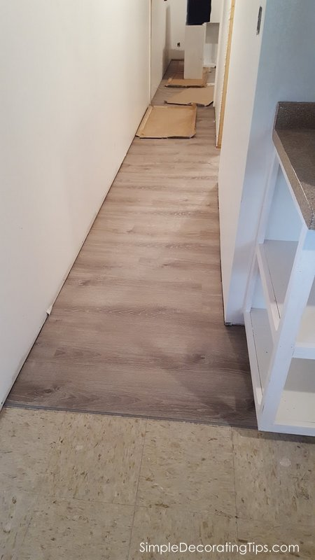 SimpleDecoratingTips.com Luxury Vinyl Planks