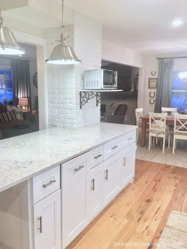 SimpleDecoratingTips.com Kitchen Redo