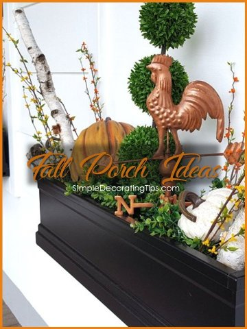 Fall Porch Ideas SimpleDecoratingTips.com