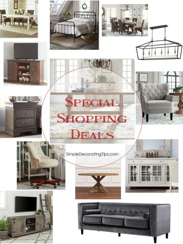 Special Shopping Deals 02042019 SimpleDecoratingTips.com