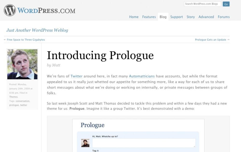 WordPress for Collaboration (4/4)
