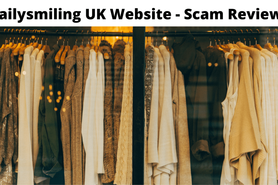 Dailysmiling UK Website - Scam Reviews