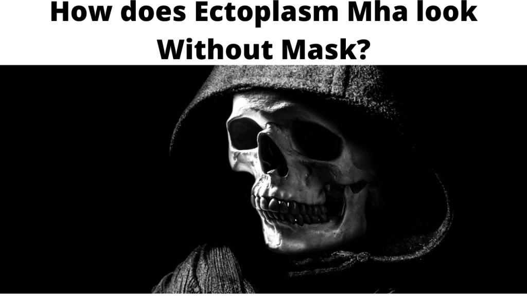 How does Ectoplasm Mha look Without Mask?
