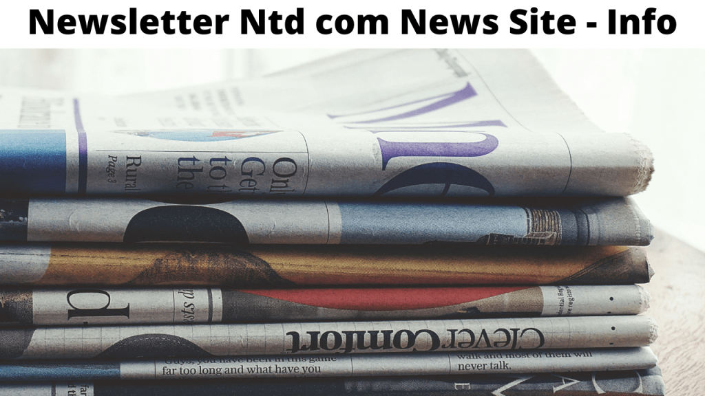 Newsletter Ntd com News Site - Info