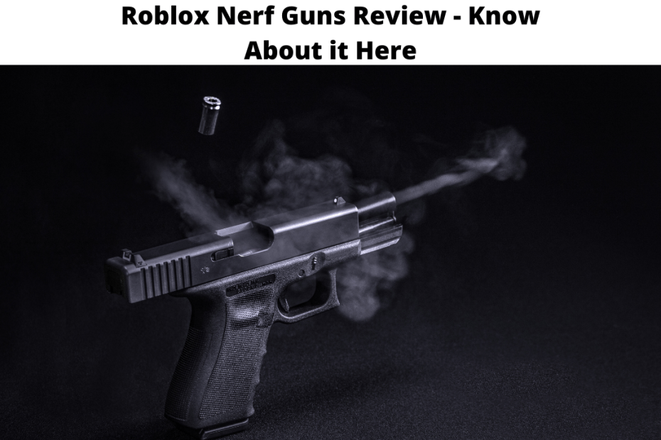 Roblox Nerf Guns Review