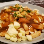 Poutine at Le Cordial