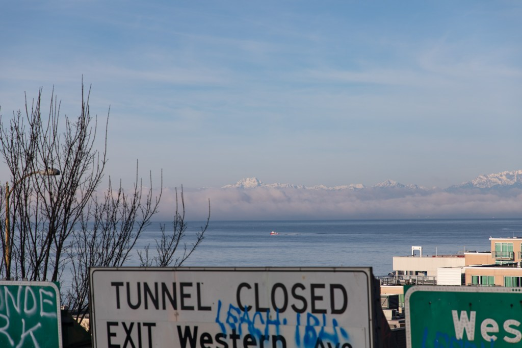 Tunnel Closed