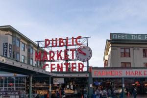 Pike Place Fish Market (Public Market Center)