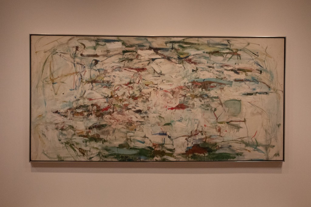 Joan Mitchell's The Sink