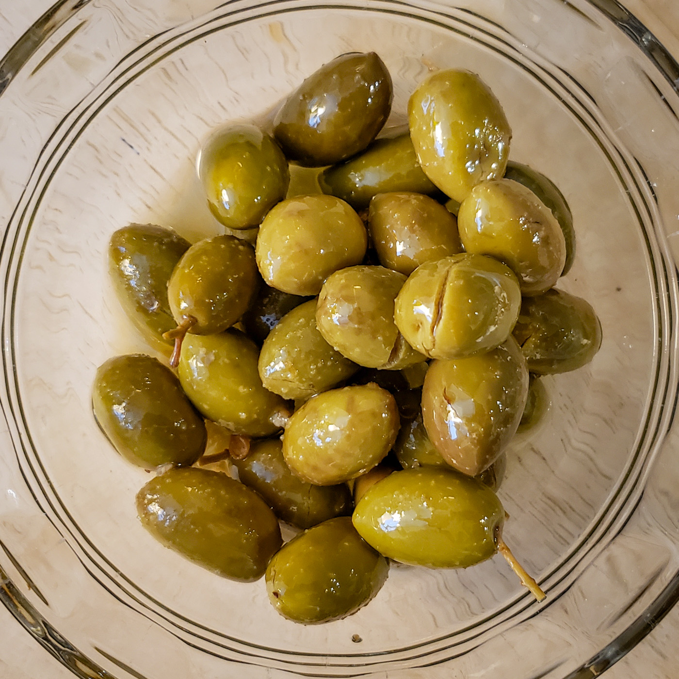Syrian Olives from Kanella Grill