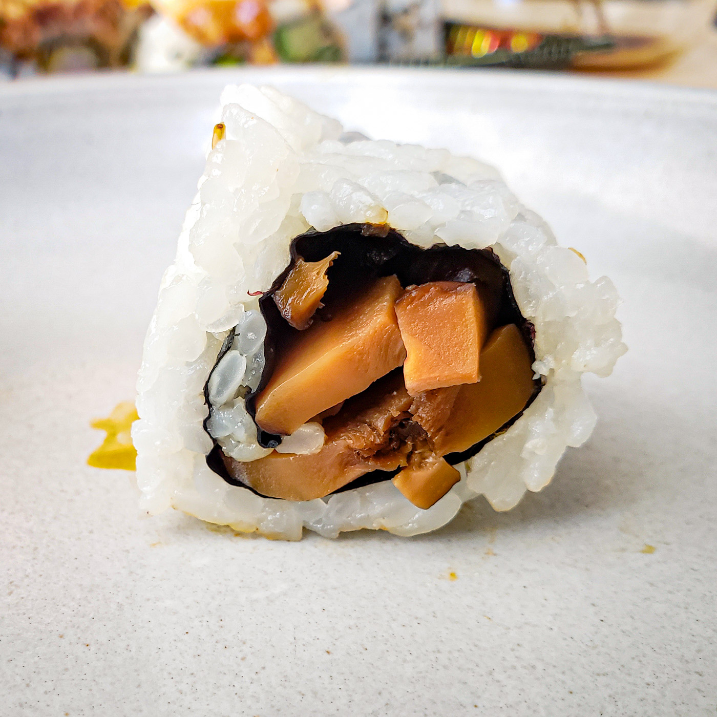 Shiitake Mushroom Roll from Tomo Suhsi and Ramen