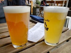 Beer at Southgate