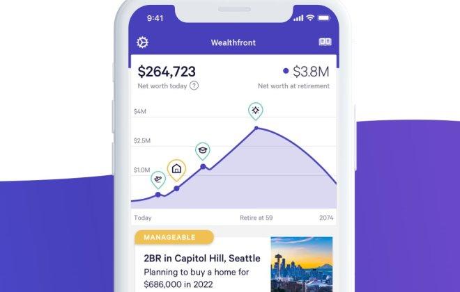 wealthfront mobile dashboard
