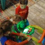 Big kids love baby toys so much! Birthday blessings andhellip