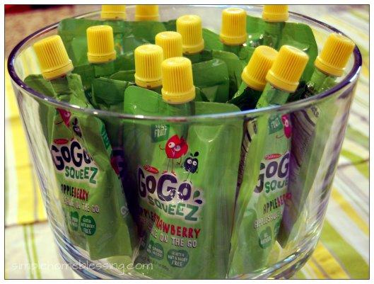 Go-Go snacks