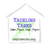 tackling tasks button