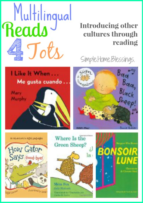 Multilingual Reads for Tots