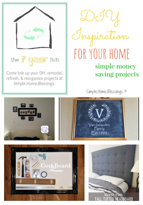 DIY Inspiration for your Home