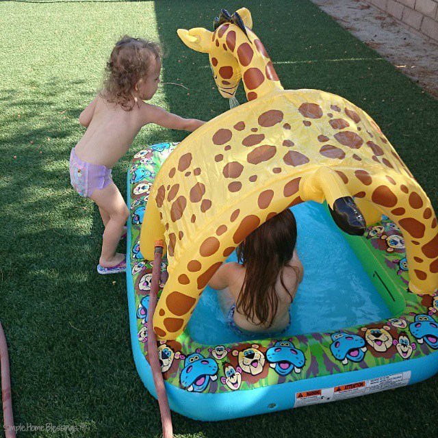 simple activities to do with the kids this summer