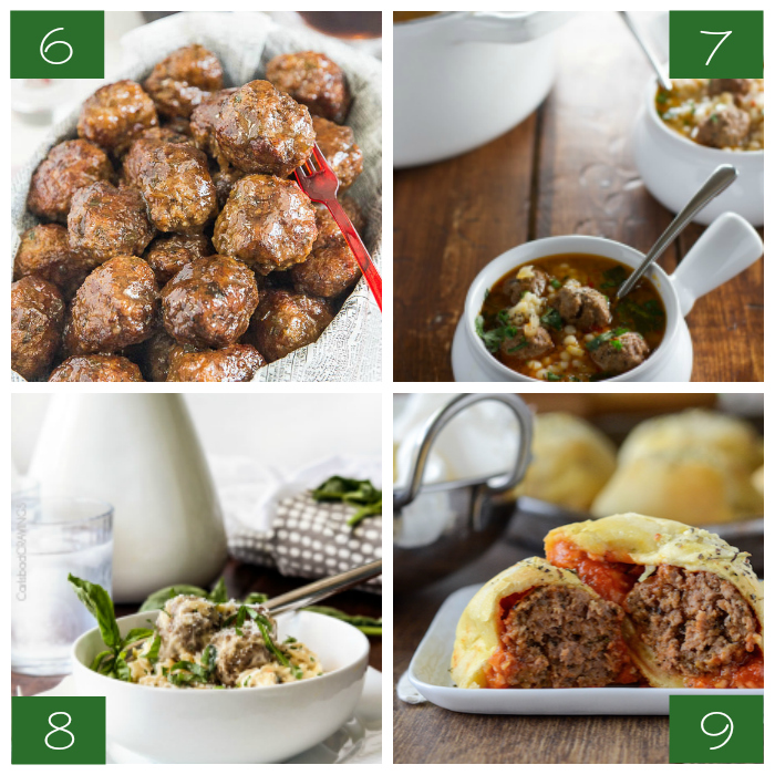fabulous meatball recipes to make with frozen meatballs