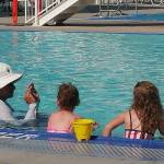 Day 2 of swimming lessons for the girls Definitely nothellip