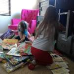 We are working on an organization project in the girlshellip