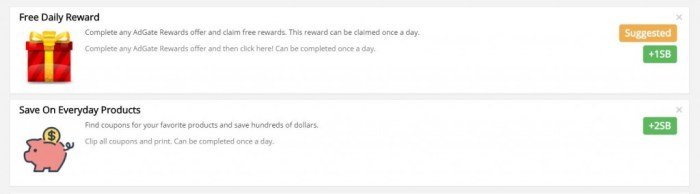Earn Cash with Swagbucks and Daily Discover