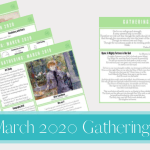 March 2020 Gathering