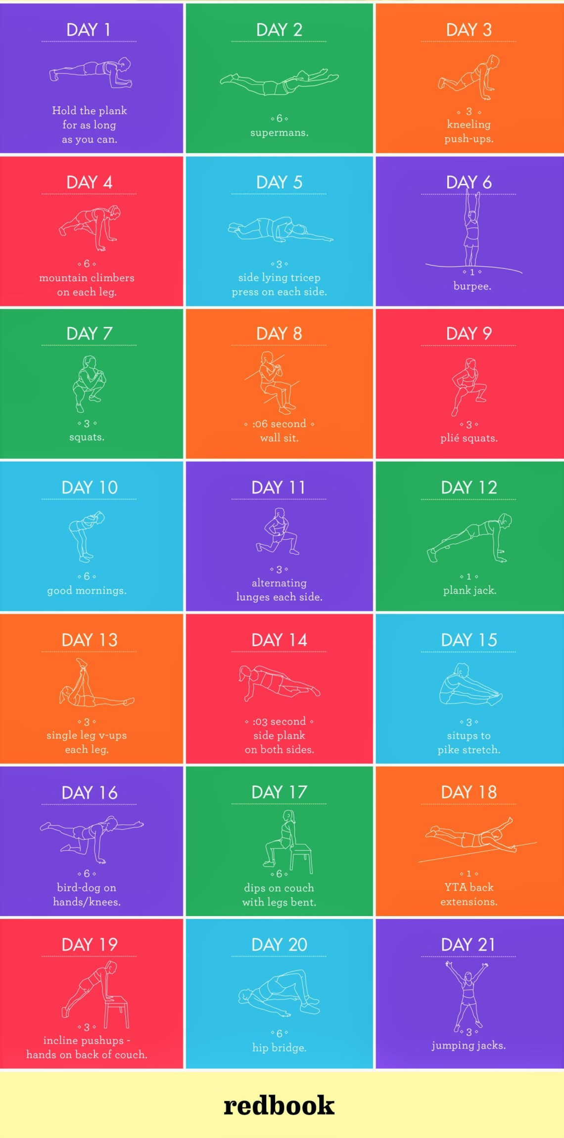 20 minute excersise to lose weight