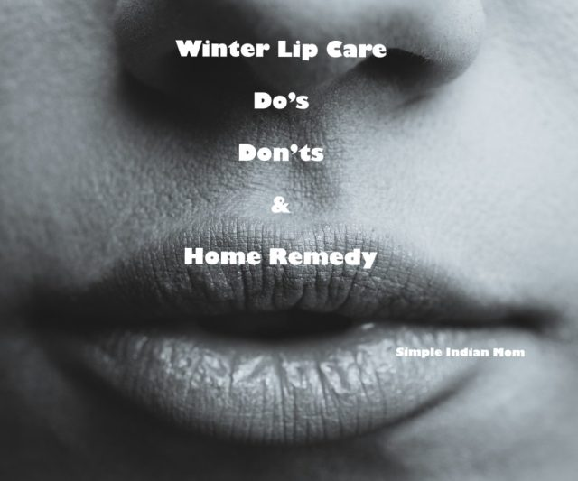 Winter Lip-care