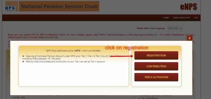 How to Open NPS Account