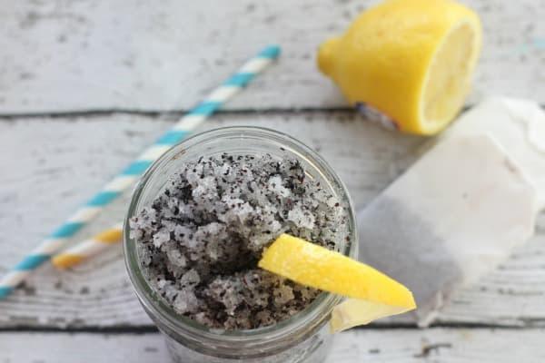 sweet tea sugar scrub horizontal