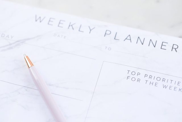 to-do lists to be more productive